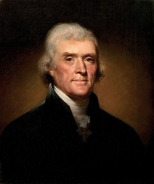 3: Thomas Jefferson