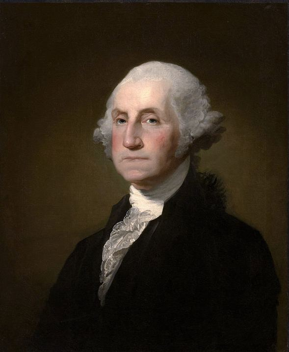 5acca04eae298b8e030d9780 - who was the first president of the united states