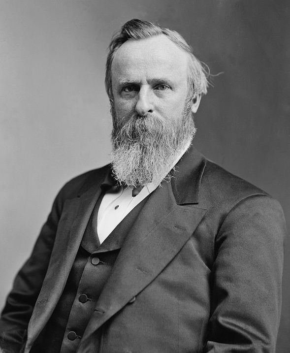 19: Rutherford B. Hayes