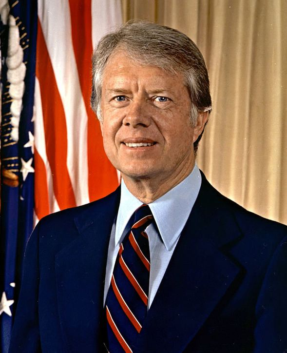 39: Jimmy Carter