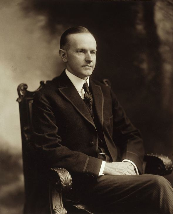 30: Calvin Coolidge