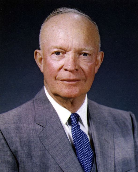 34: Dwight D. Eisenhower