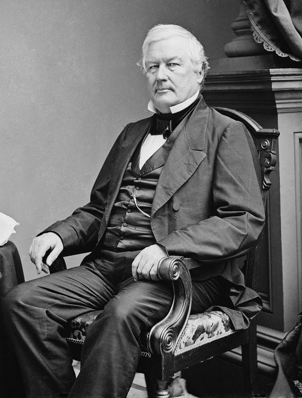 13th: Millard Fillmore