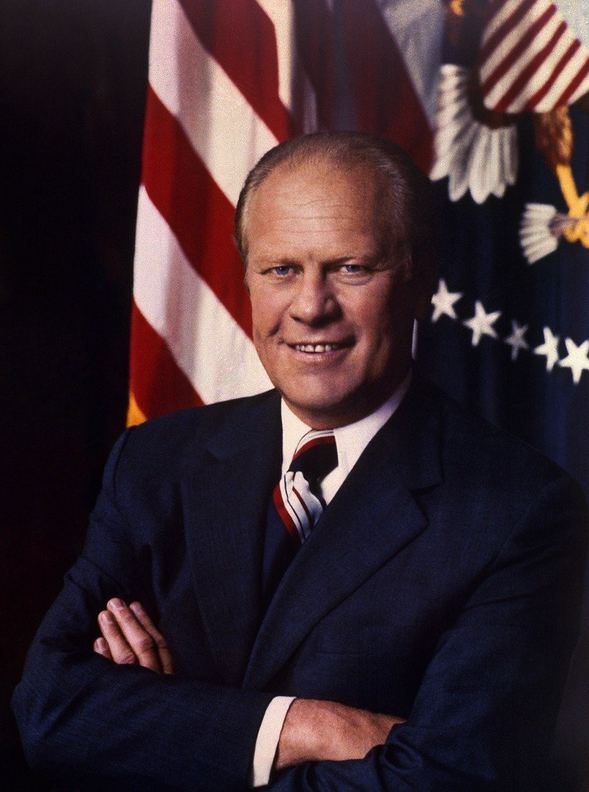 38: Gerald Ford
