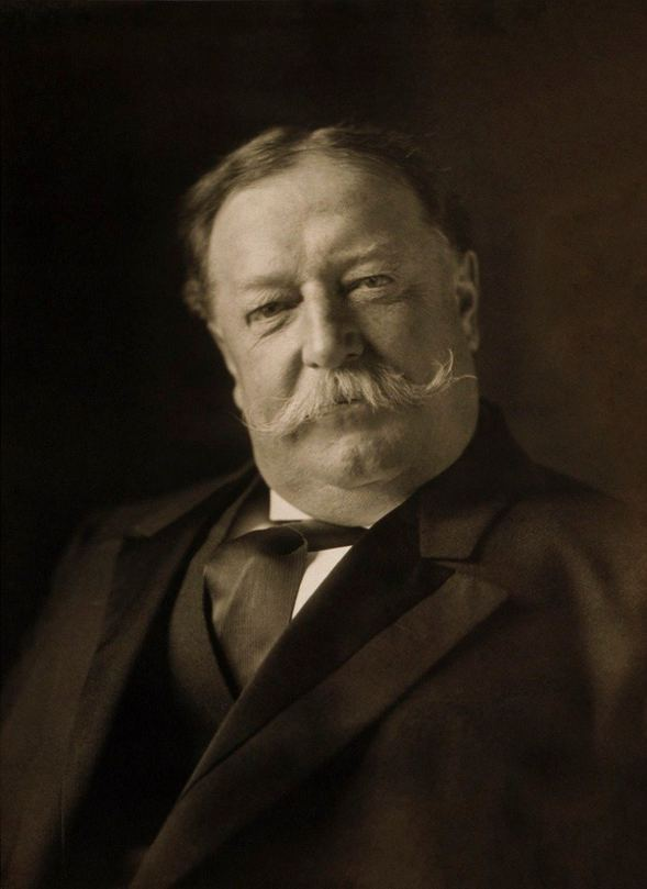 27th: William Howard Taft