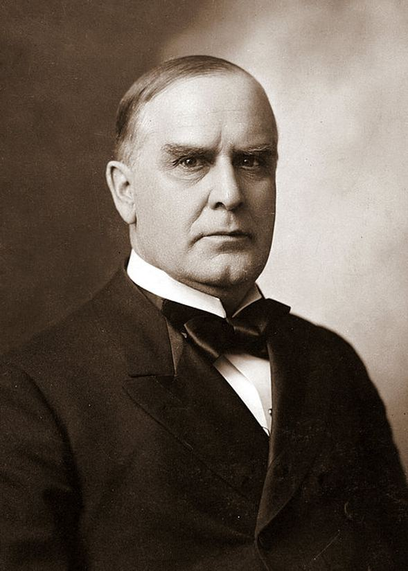25: William McKinley